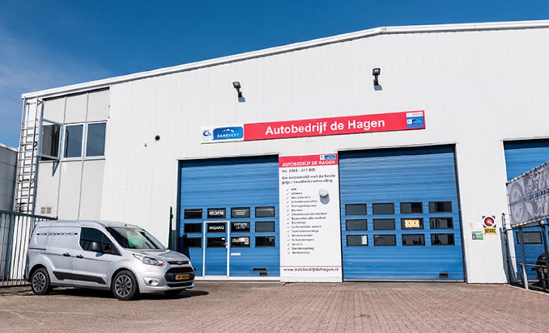 Autobedrijf de Hagen Leerdam-Leerdam